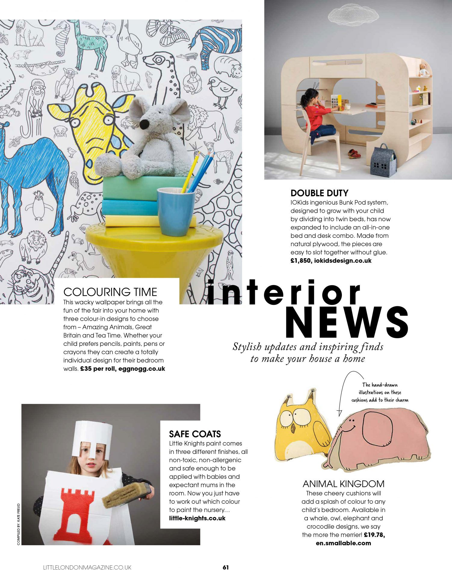 Little London FebMar - Interior News
